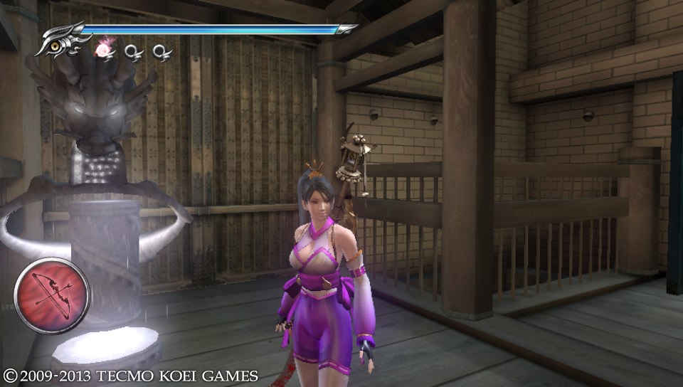 Review Ninja Gaiden Sigma 2 Plus For The Ps Vita Xcalibar S Space