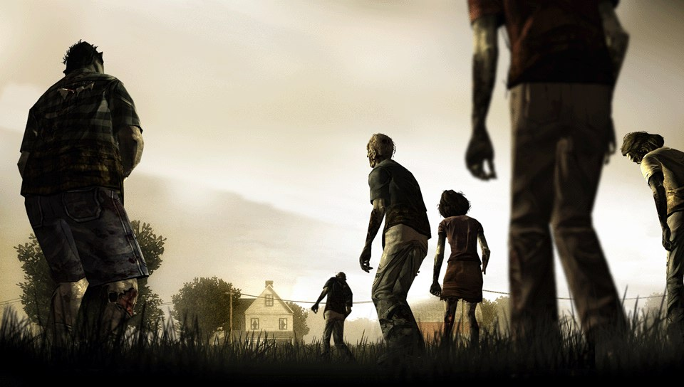PS Vita Review: The Walking Dead