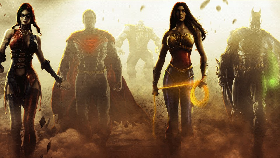 PS VIta Review:  INJUSTICE: Gods Amongst Us Ultimate Edition