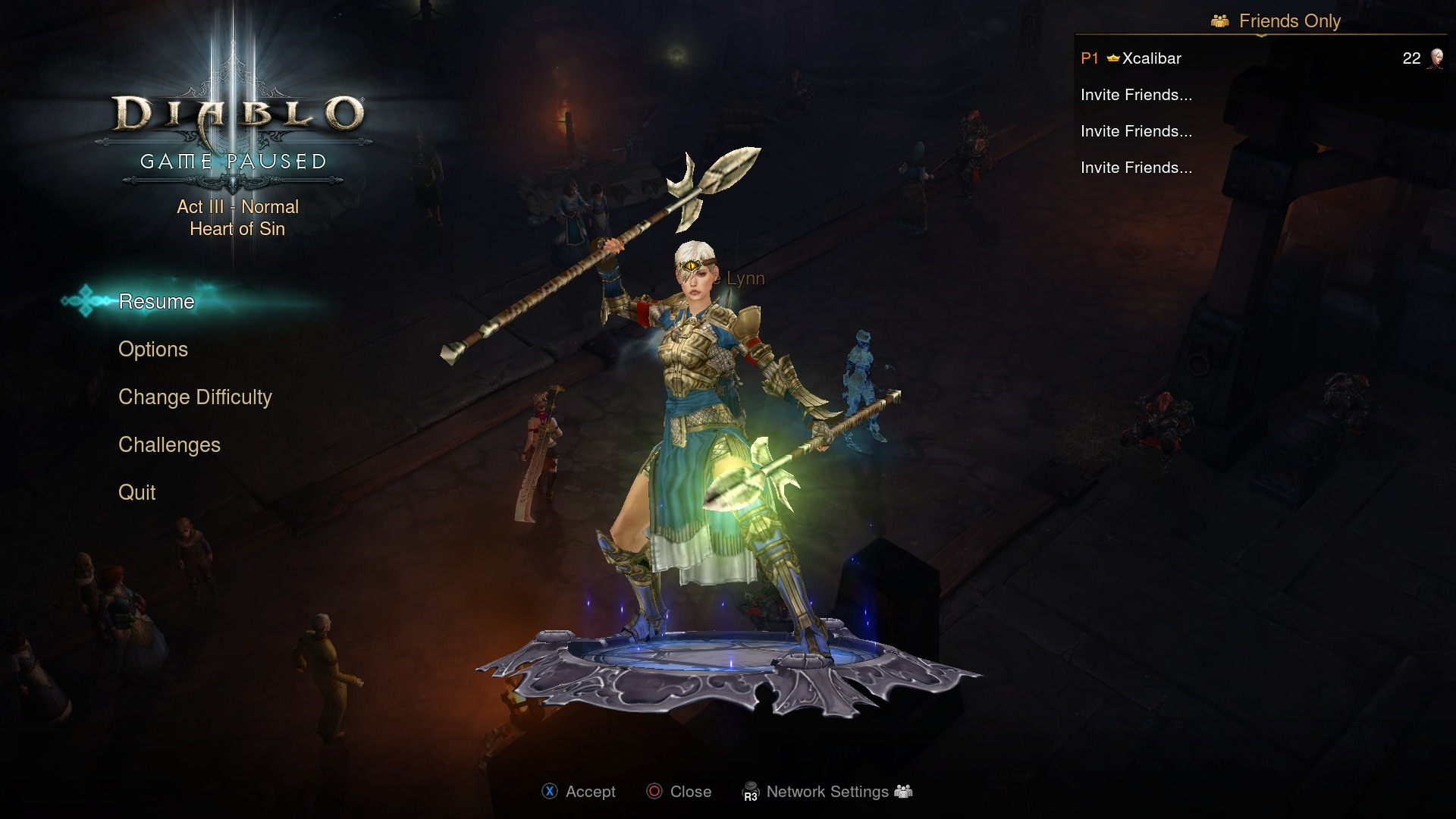 Diablo  Witch Doctor Build Ps