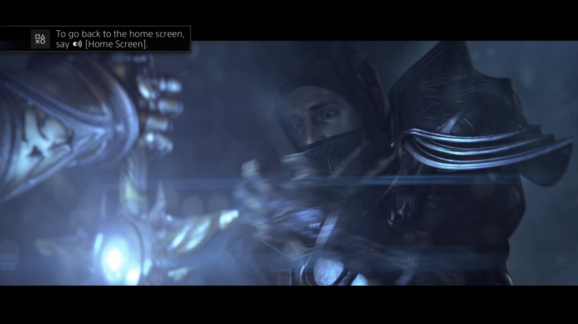 Opening movie for Reaper of Souls