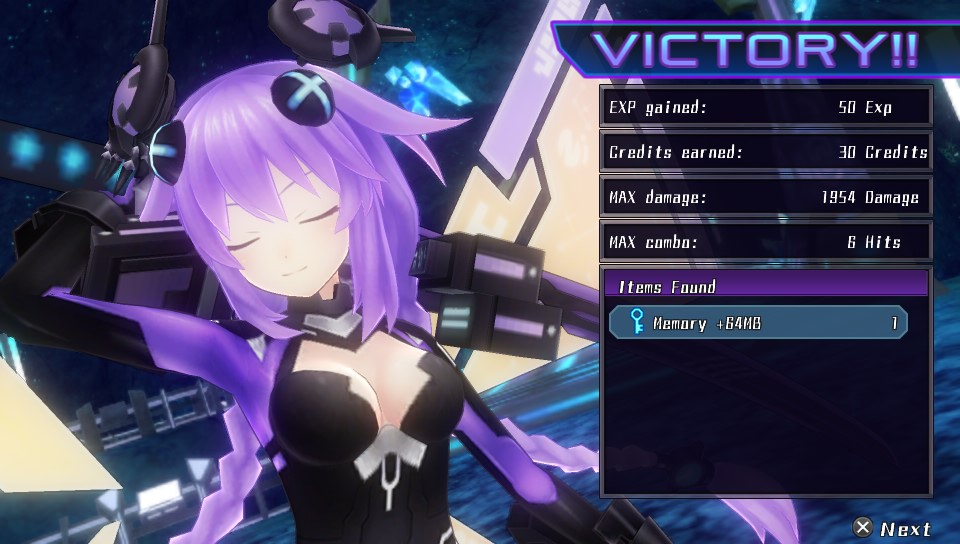 PS Vita Review- HyperDimension Neptunia; ReBirth1