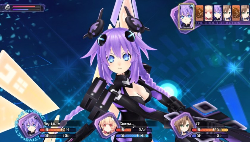 Neptune transformed into PurpleHeart