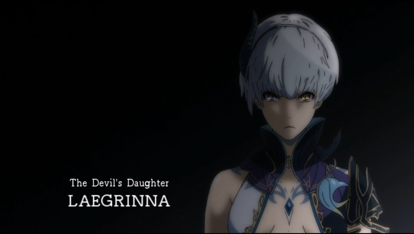 Laegrinna, the Devil's Daughter