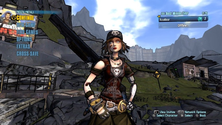 Gaige the Mechromancer is one of the DLC characters