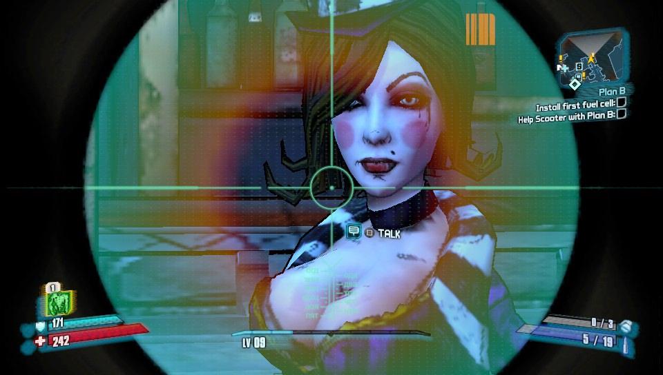 PS Vita Review: Borderlands2