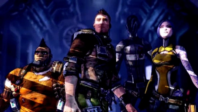 Meet the new Vault Hunters