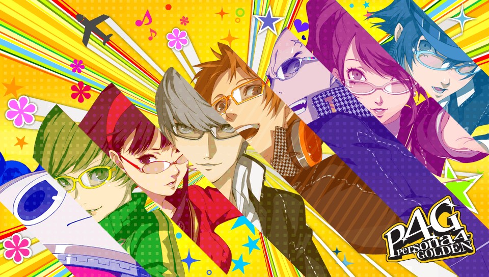 PS Vita Review- Persona 4:Golden