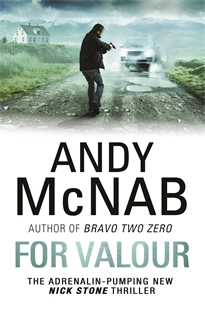 Book Review:  For Valour by Andy McNab