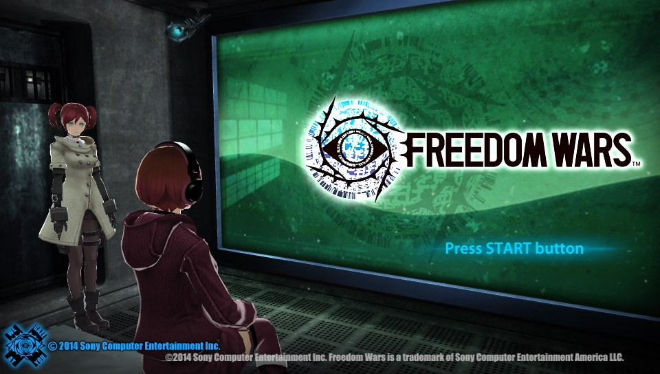 PS Vita Review: Freedom Wars