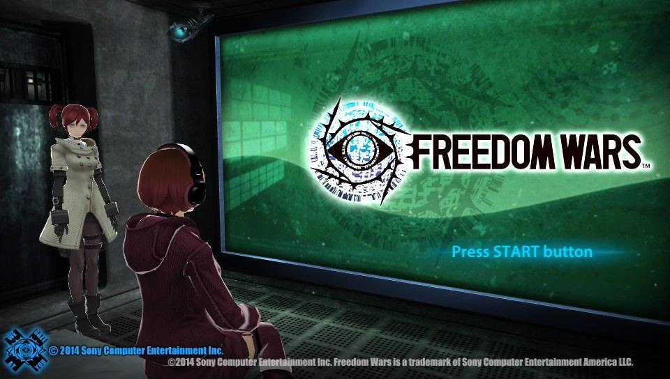 PS Vita Review: FreedomWars