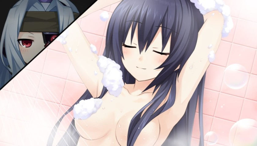 Lid can be a bit...intrusive.  Noire will sort her out.
