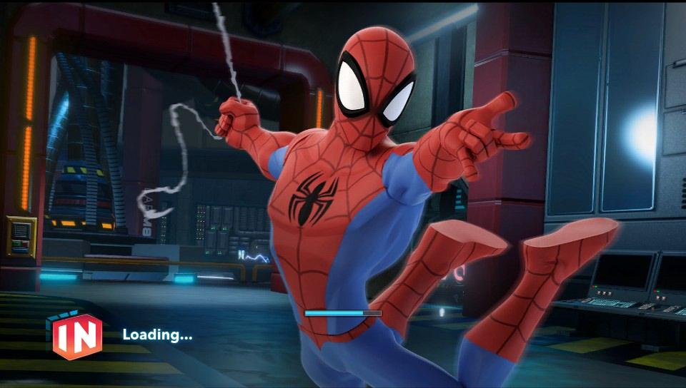 PS Vita Review-  Disney Infinity: MarvelSuperheroes