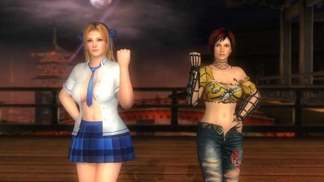 DEAD OR ALIVE 5 Last Round_20150808202002