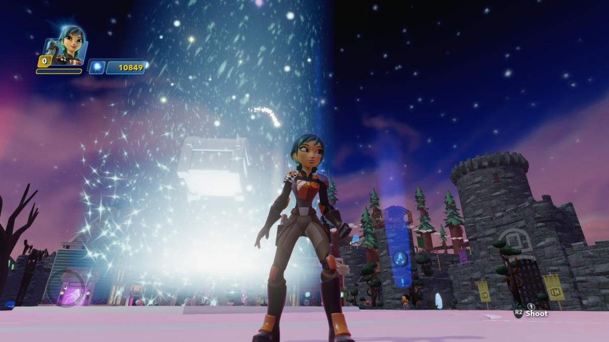 PS4 Review:  Disney Infinity 3.0- Star Wars Saga pack