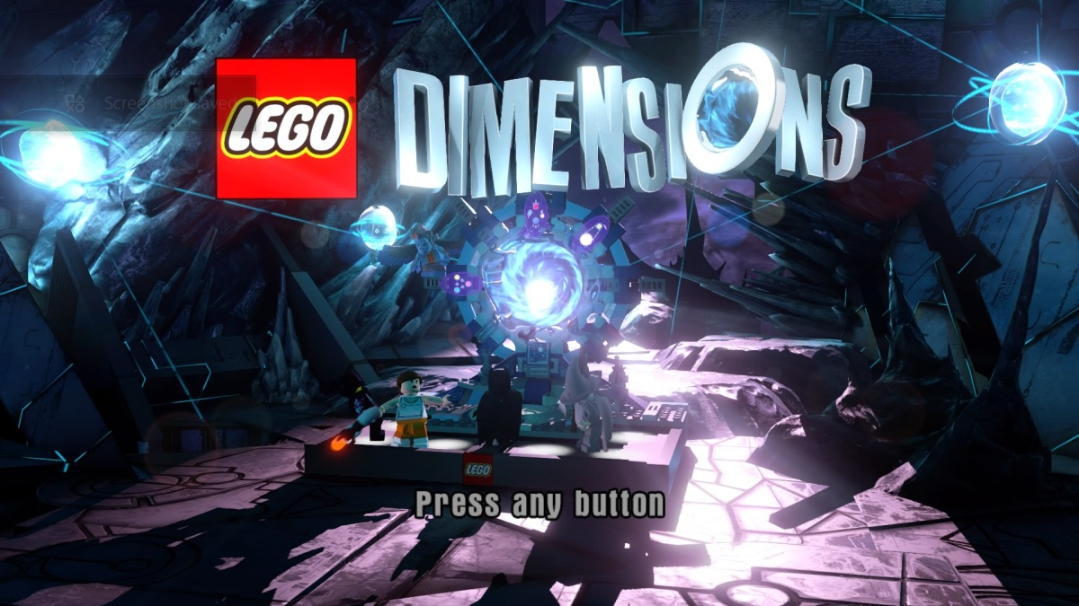 PS4 Review- LEGO Dimensions