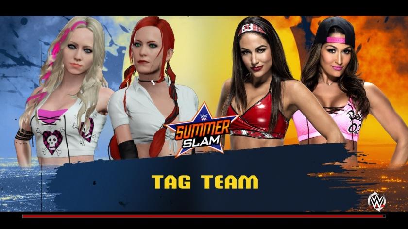 Tag Team match