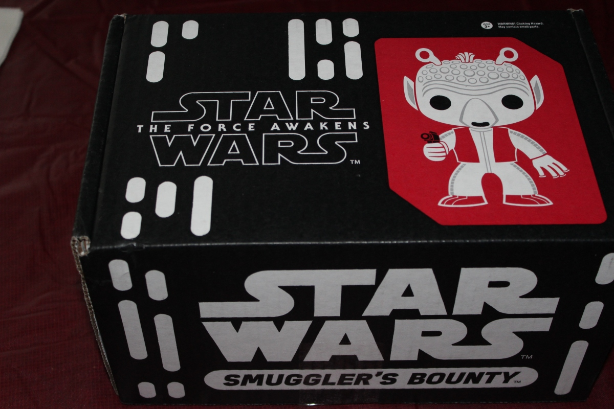 Subscription Box Review: Star Wars: Smuggler's Bounty: Cantina (March 2016)