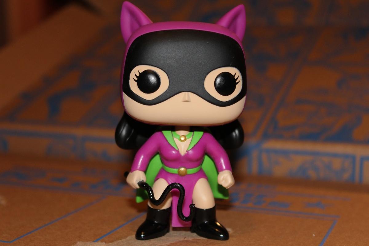 Subscription Box Review- DC Legion of Collectors- Batman Villains- Nov2016