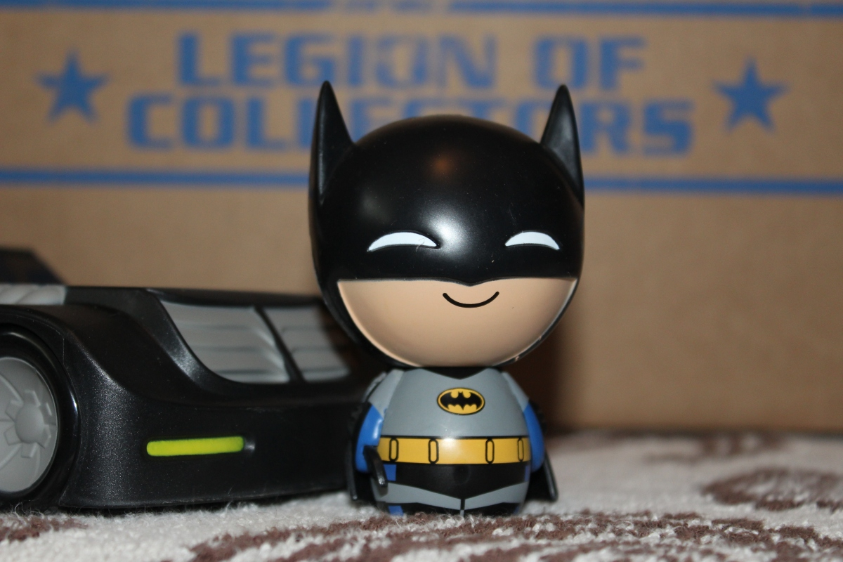 Subscription Box Review- DC Legion of Collectors: Batman: the Animated Series