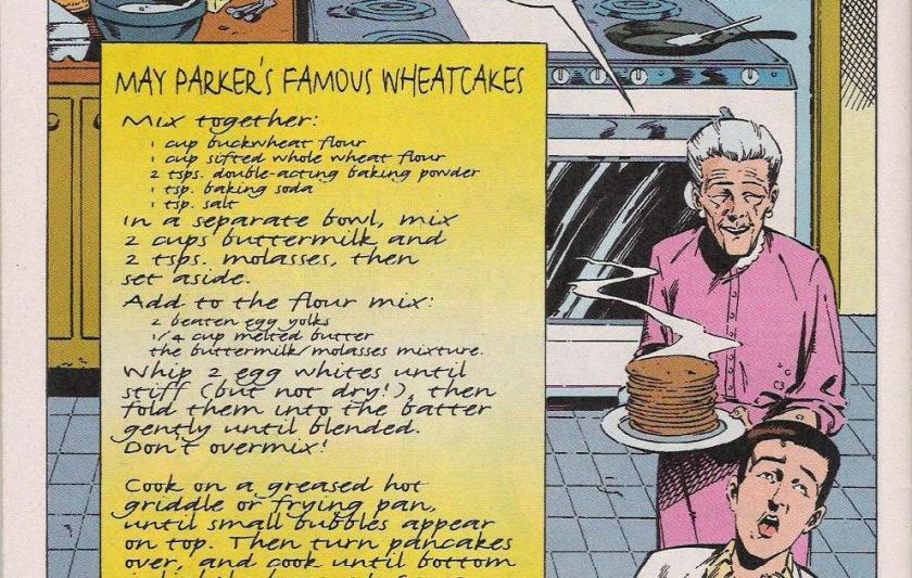 Spider-Man Wheatcakes