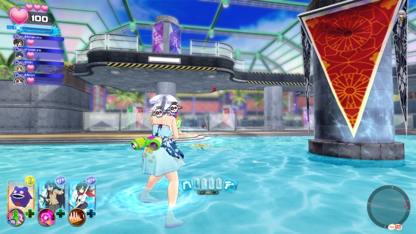 Senran Kagura PEACH BEACH SPLASH_20170929202535