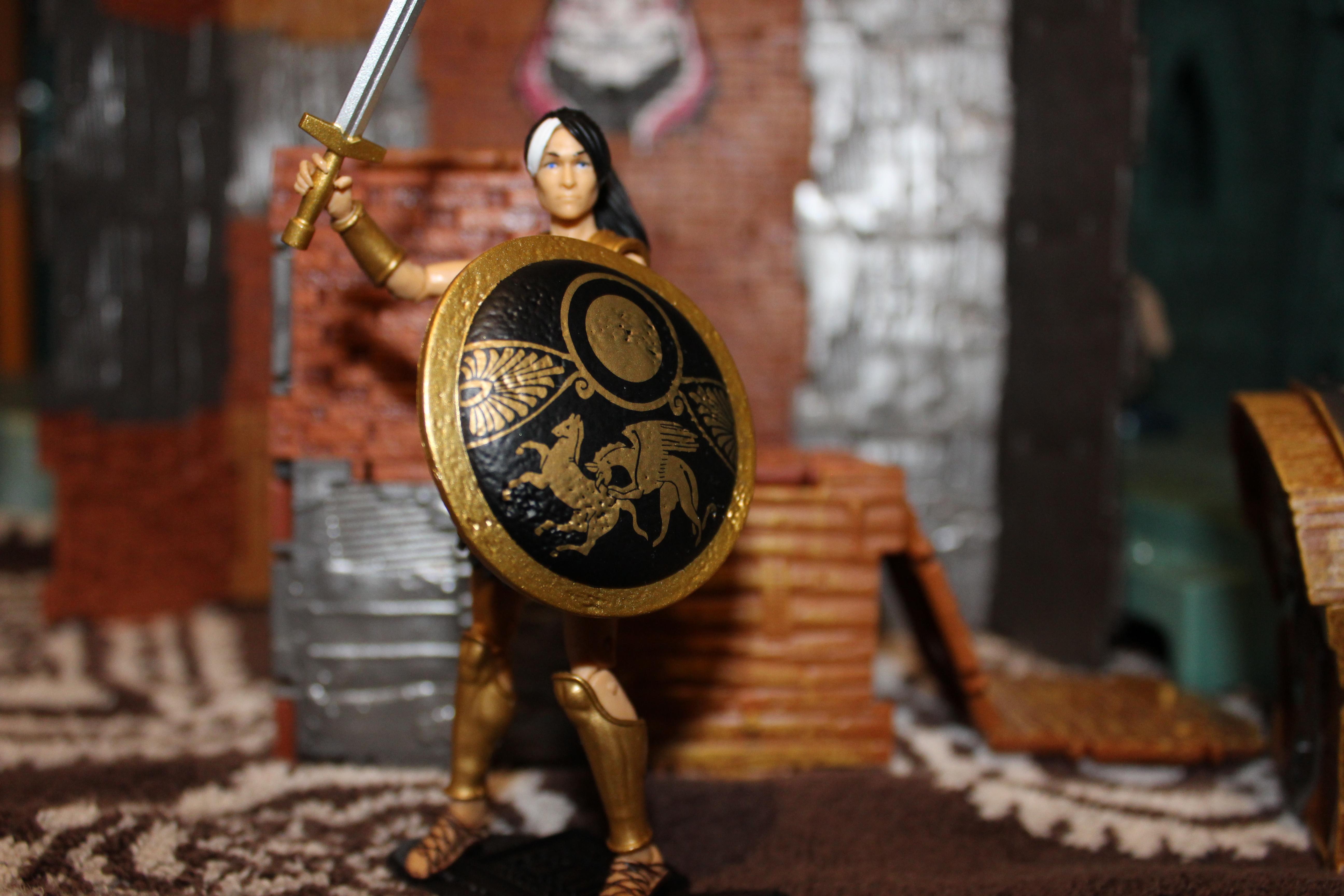 Vitruvian h.a.c.k.s Penthesilea Amazon commandant