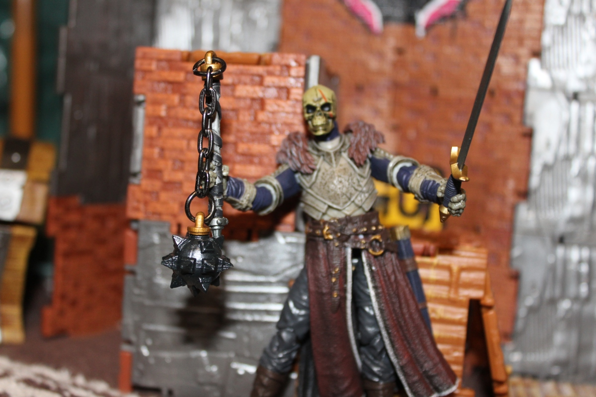 Vitruvian H.A.C.K.S Series 2: Lord Vehemous, Dragon Cult Priest