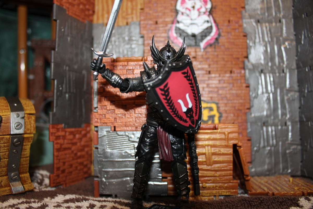 Review: Vitruvian H.A.C.K.S Series 2: Knight of Asperity – Chaos Agent