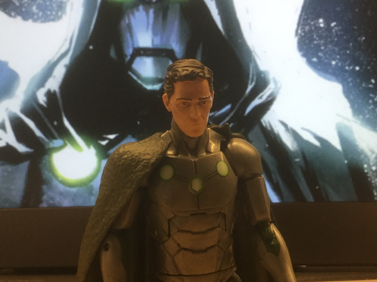 Review: Marvel Legends -Infamous IronMan